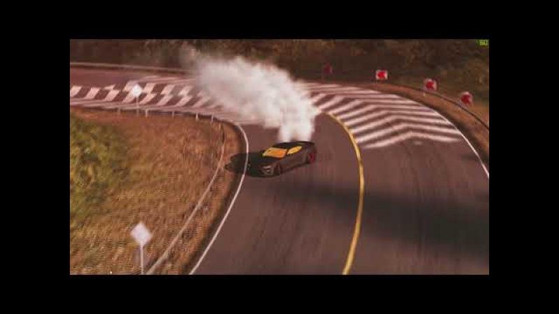 Drift Camaro ZL 3