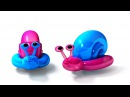 Мультики для малышей про животных из воздушных шариков Развивающие мультфильмы