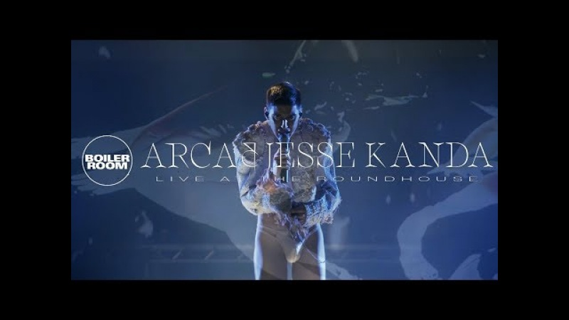 Arca Jesse Kanda Live at the Roundhouse   Boiler Room