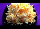 Обалденная маринованная капуста быстрого приготовления.