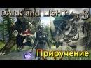 Dark and Light 08 Приручила Longhornа Кебо и паука
