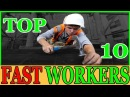Fast Workers the world best, fastest workersstunt throwback thursday God level2018-2019