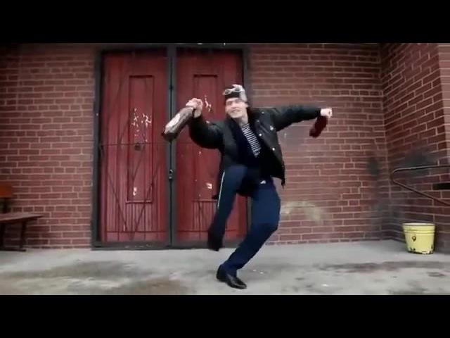 Wacky Russian Beer Dance x Anton Schnaider