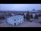Задонск, центральная площадь. 21.11.2017г. Взгляд с высоты