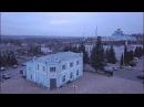 Задонск центральная площадь 21 11 2017г Взгляд с высоты