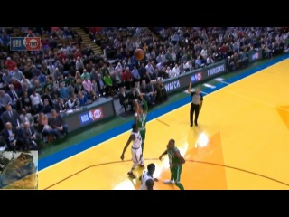 Tony Snells Dangerous Closeout on Jayson Tatum,Picks Up Flagrant Foul