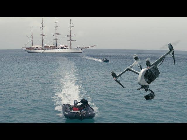 DJI - Inspire 2 - Cinematic Possibilities Episode 2: Caribbean Thief