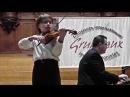 Alexander Kulitskiy 9 y o La Campanella by Paganini Competition Grumiaux