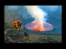 Самая опасная страна Африки - Конго (Заир). Подъем на вулкан Ньирагонго. Парк Вирунга. Сепаратисты.