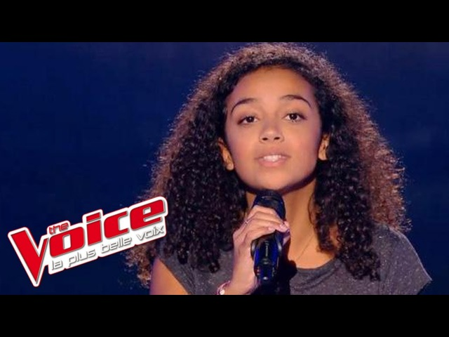 James Brown It's a Man's Man's Man's World Lucie Vagenheim The Voice 2017 Blind Audition
