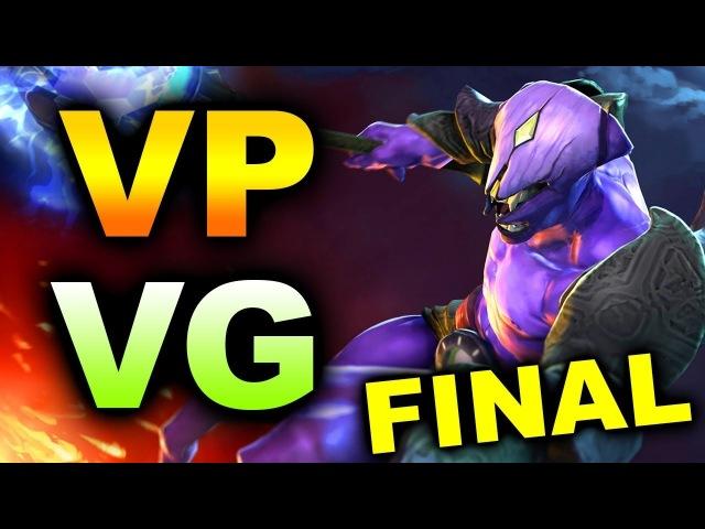 VP vs VG - GRAND FINAL - ESL ONE KATOWICE MAJOR DOTA 2