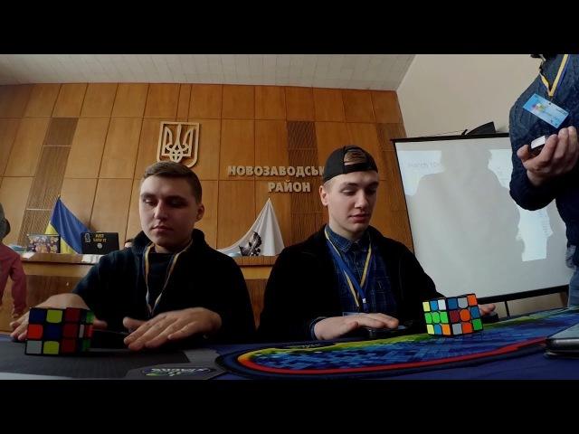Speedcubing   Cube Star 2018   Belarus - Ukraine