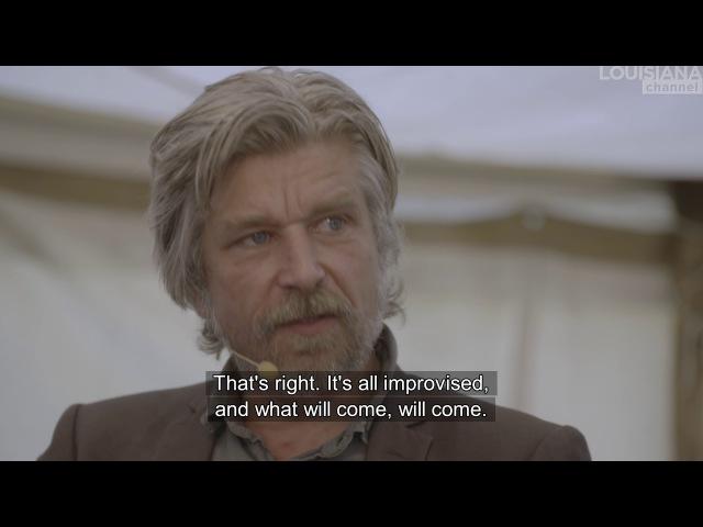 Karl Ove Knausgård Interview: Writing After 'My Struggle'