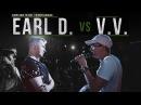 SLOVO BACK TO BEAT: EARL D. vs V.V. (14 ФИНАЛА)   МОСКВА