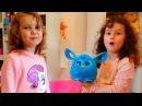 МИСС Кейти показывает свои ИГРУШКИ! Алис играет с Ферби Катя, Макс и Алис играют...