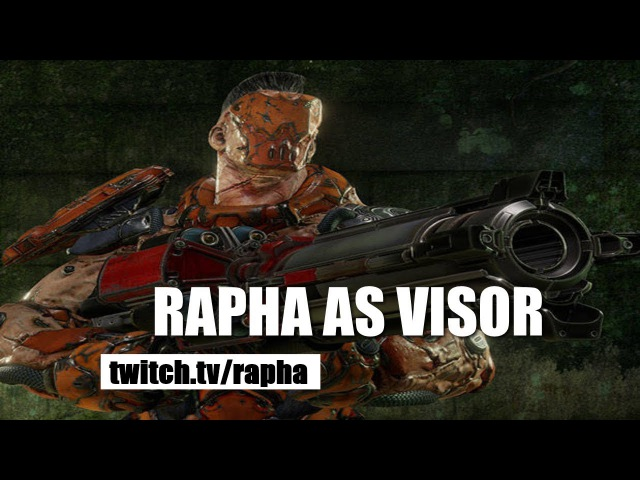 Rapha as Visor Deathmatch