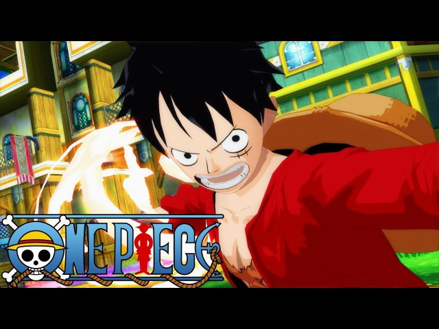 One Piece: Unlimited World Red - Deluxe Edition. 2 НАШЕЛ ЗОРО