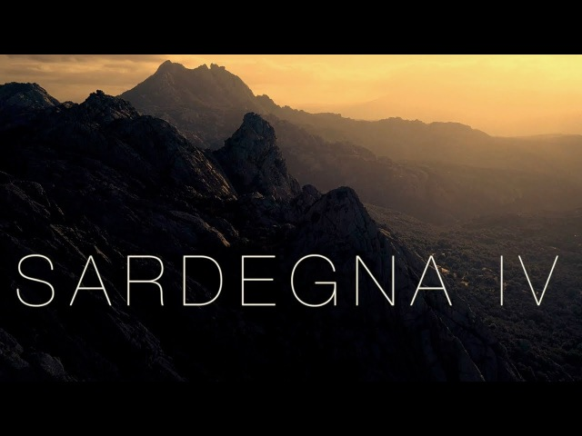 Sardegna IV Cinematic 4k Phantom4 drone video filmed the famed italian island of Sardinia