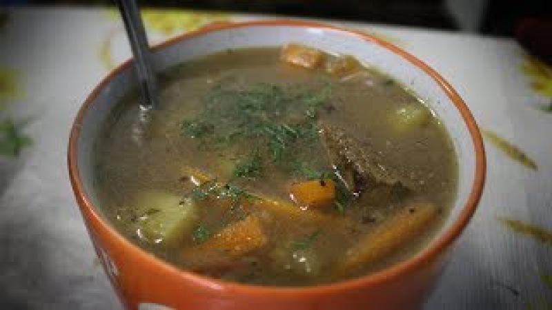 Мастава (жидкий плов). Узбекская кухня