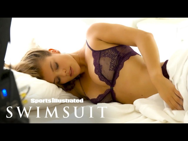 Irina Shayk Nina Agdal More In 360 Go Behind Their 2016 VR Shoot Sports Illustrated Swimsuit