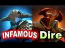 INFAMOUS vs The Dire - Semi-Final Kings Cup America DOTA 2