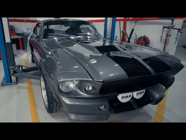 FORD SHELBY MUSTANG GT500 ELEANOR 1967 BY GOSHA TURBO TECH