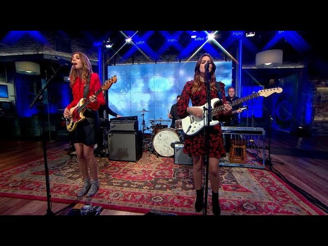 Saturday Sessions: First Aid Kit performs