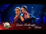 Louise Redknapp &amp Kevin Clifton Argentine Tango to Tanguera - Strictly Come Dancing 2016 Final