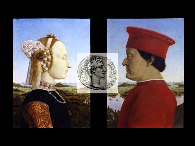 Пьеро делла Франческа, Портреты герцога и герцогини Урбино