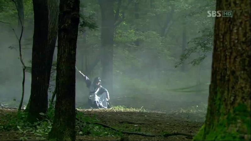 Клип-фанвидео Воин Пэк Тон Су (1) Ё Вун