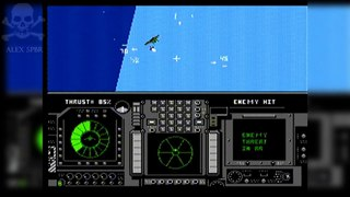 [Famiclone-PAL]0k-12 Flight Of The Intruder - Gameplay