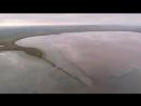 Крымъ 4К Грязевое озеро Чокракъ подъ Керчью