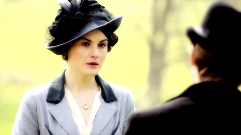 Downton Abbey / Аббатство Даунтон (Мэри и Мэтью) - Say something