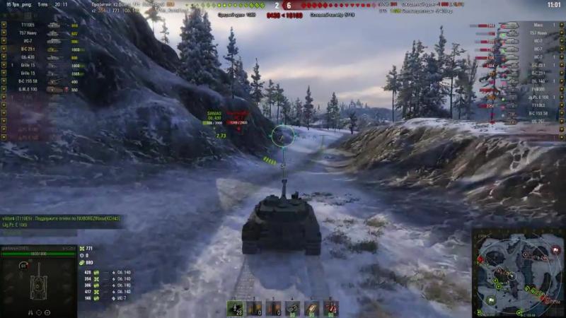 World of Tanks 3 Ранговые бои в WoT (второй сезон)