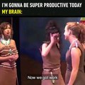 """9GAG: Go Fun The World on Instagram: """"Going back to work after the Easter weekend be like-📹@therealteamstarkid #Firebringer-#musical #holiday #..."""