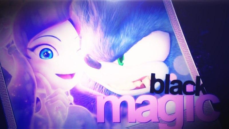 ❝ Black MAGIC ❤ ❞ | Ghostgirl La x Werehog