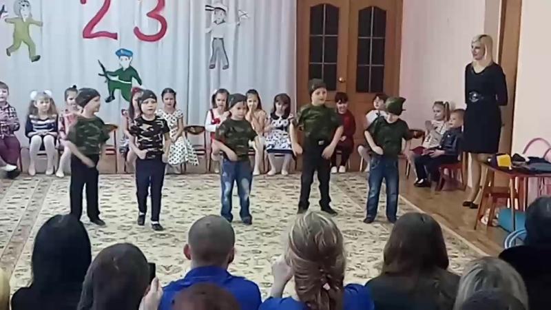наши маленькие защитники 💋