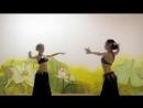 Ольга_ХельгаТатьяна - трайбл импровизация @ Орион - Трайбл-вечеринка Созвездие