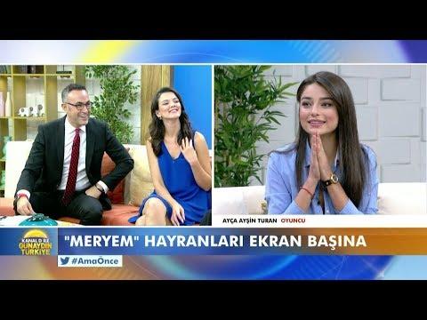 Kanal D ile Günaydın Türkiye - Meryemin yeni bölümünde neler olacak