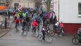 выезд колонны в день открытия #30daysofbiking