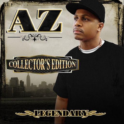 AZ альбом Legendary (Collector's Edition)