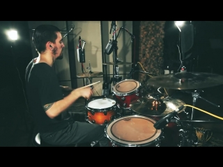 Amatory - Огонь (Drum Cover by Grif)