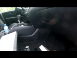 Nissan Qashqai Замена фильтра салона