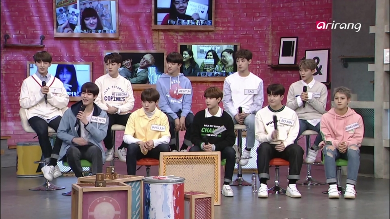 180313 [After School Club] The golden boys who dream of a miracle, Golden Child(골든차일드)! _ Full Episode