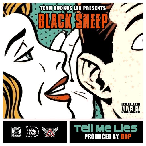 Black Sheep альбом Tell Me Lies (feat. Cross Chatter)