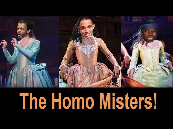 The Homo Misters | LAMS |