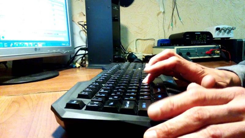 А.Рыбников - Млечный Путь - Соло на клавиатуре