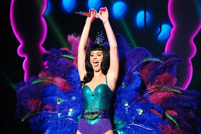 Katy Perry - Peacock (DVD CDT Live) 2016
