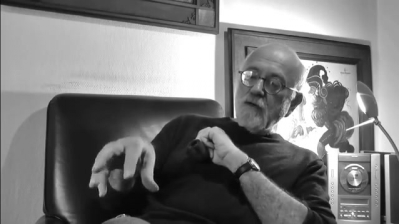 Erhellendes Gespräch mit dem -verstorbenen- Autor- Jürgen Roth -- -Geheime Machtstrukturen-
