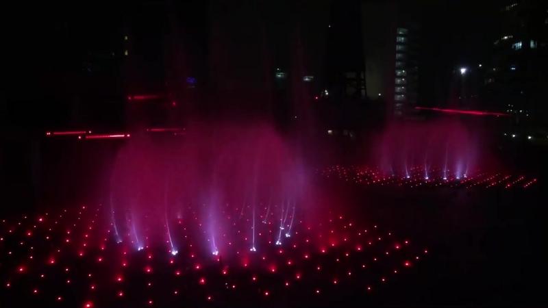 WaterGarden İstanbul - Show Havuzu Gösterisi 4.Bölüm